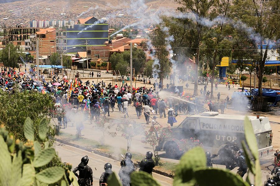 Фото:David Mercado / Reuters