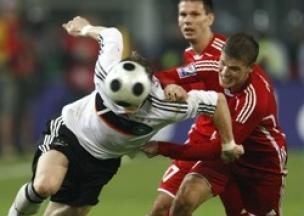 Немецкая пресса футбол