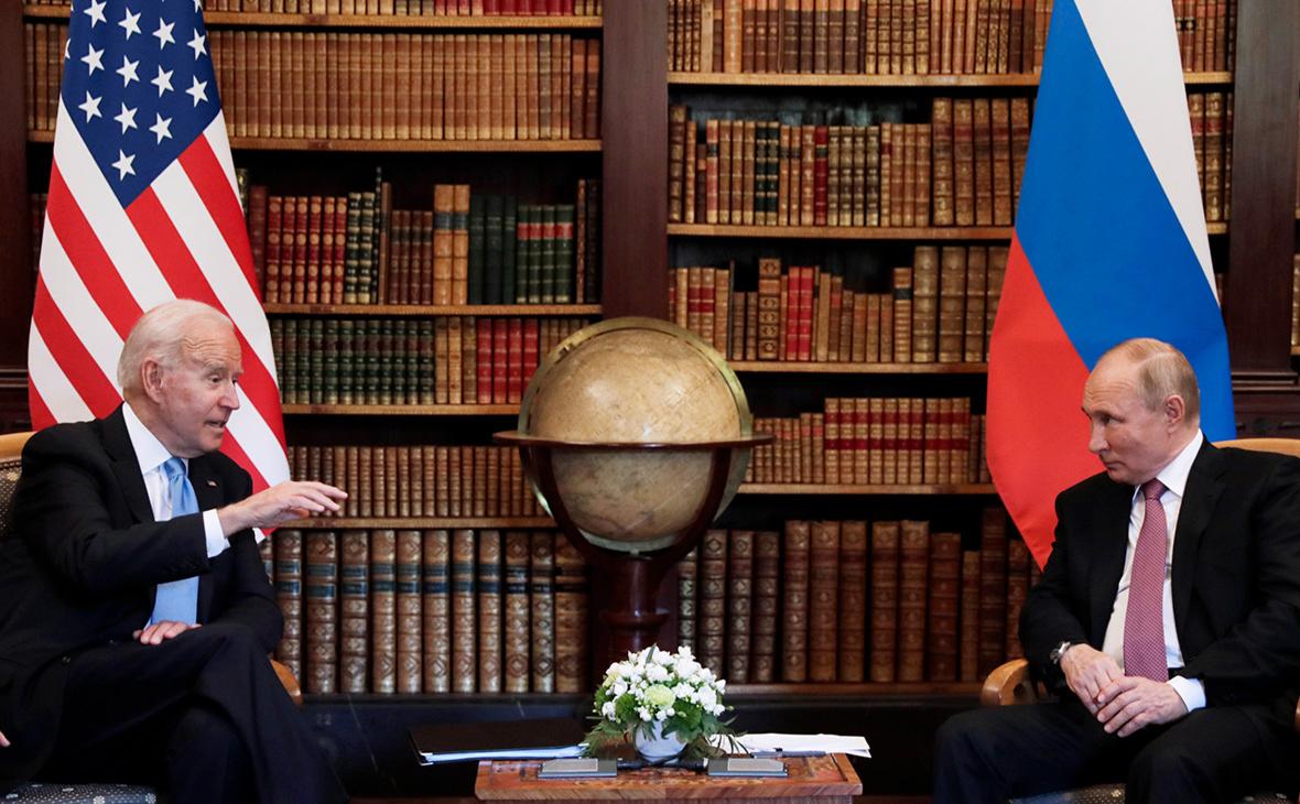 Байден и Путин в заявлении напомнили о ядерной войне без победителей :: Политика :: РБК