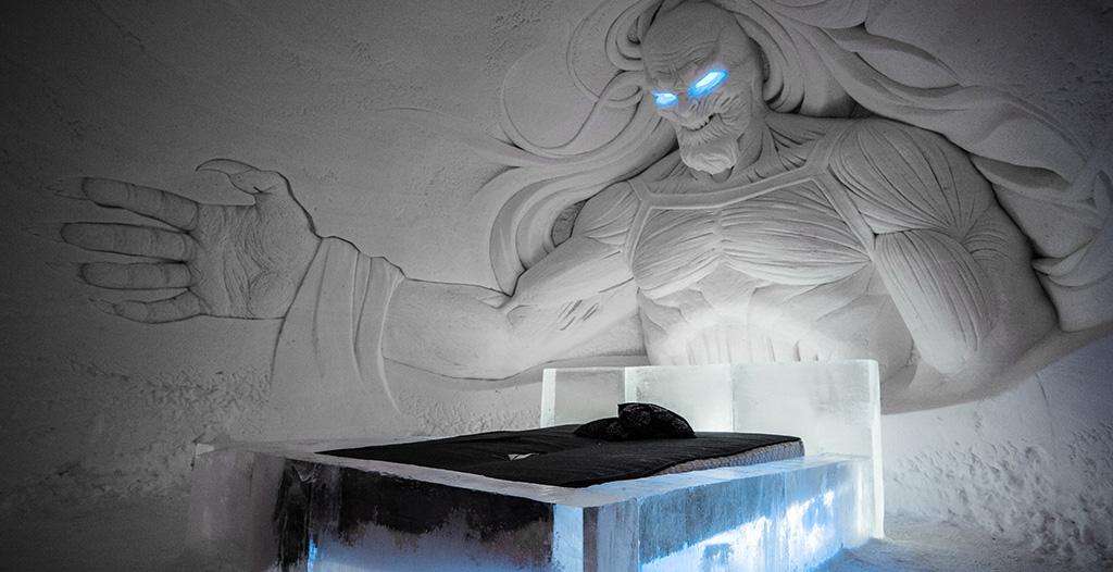 Фото:сайт Lapland Hotels Snowvillage