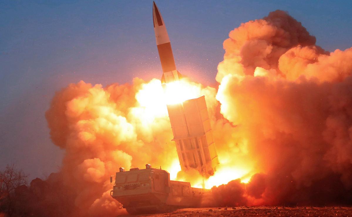 Фото: Korean Central News Agency / Korea News Service / AP
