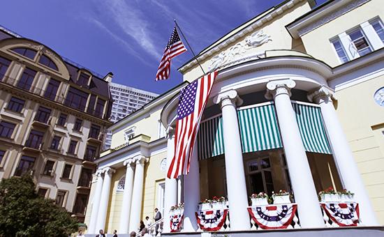 Резиденция посла США вРоссии—Спасо-Хаус