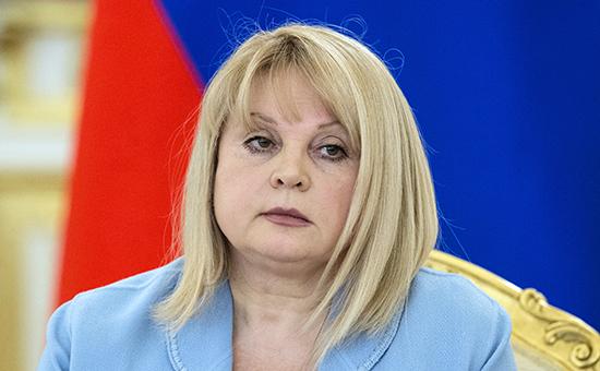 Омбудсмен Элла Памфилова