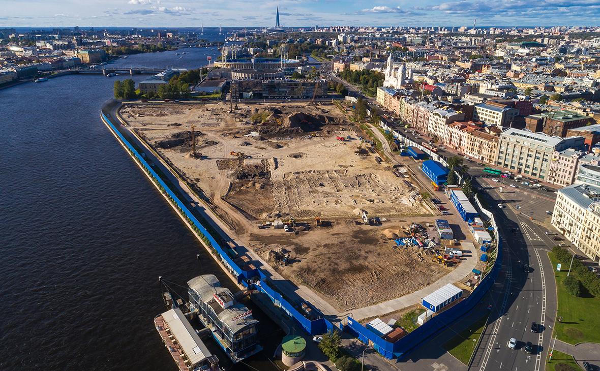 Строительство судебного квартала