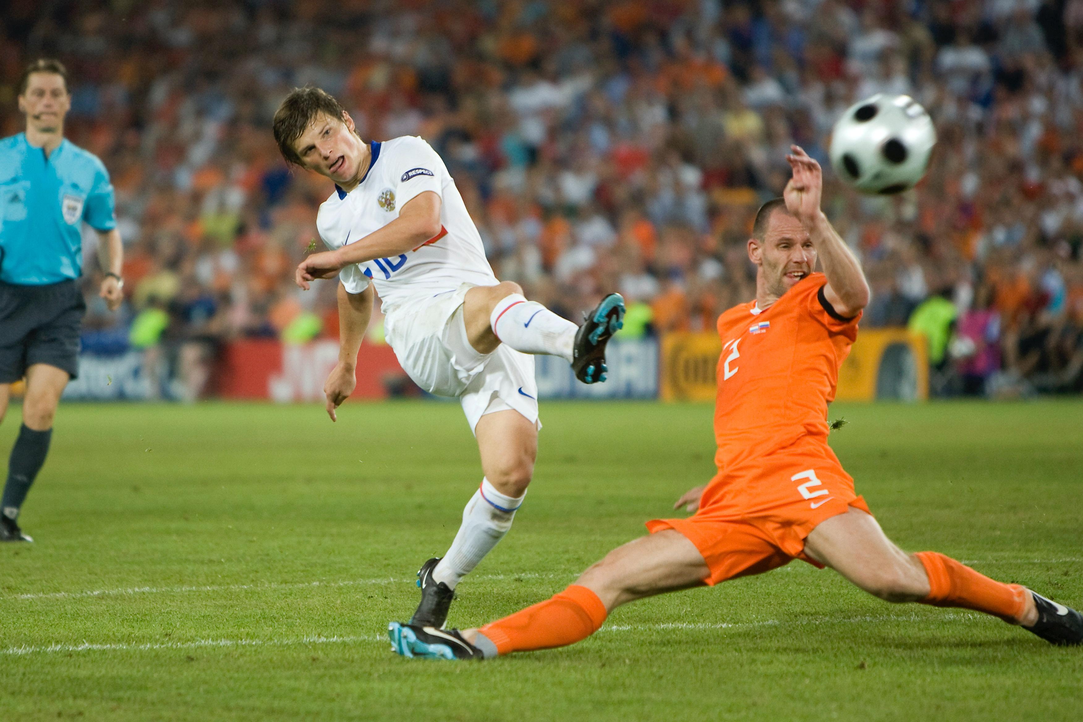 Андрей Аршавин на Евро-2008