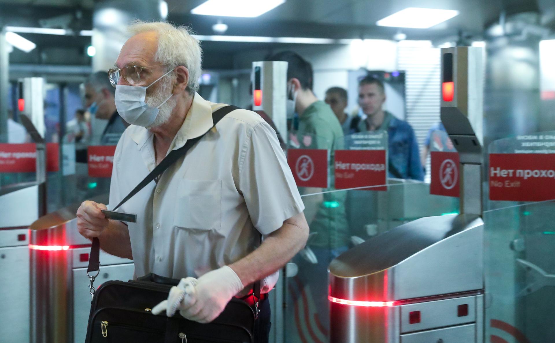 Собянин оценил ситуацию с коронавирусом в Москве словами «пики прошли»