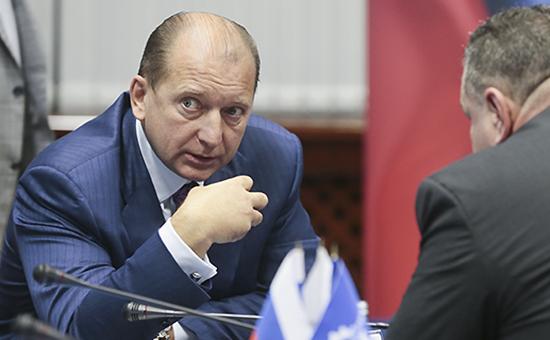 Экс-гендиректор АвтоВАЗа и губернатор Самарской области Владимир Артяков