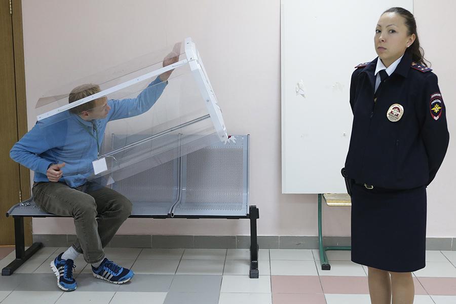 После подсчета голосов в Московскую городскую думу