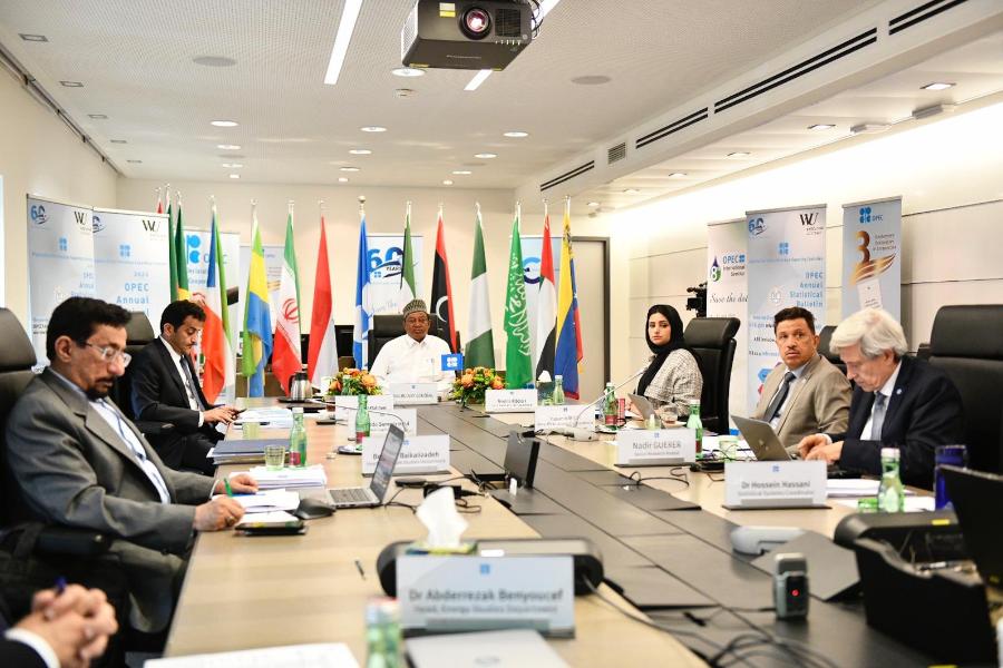 Заседание министерского мониторингового комитета ОПЕК+ 15 июля