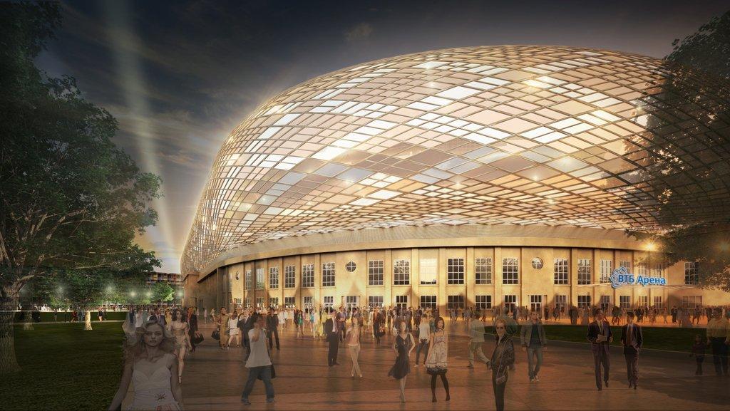 Проект спортивного и концертно-развлекательного комплекса «ВТБ Арена Центральный стадион «Динамо»