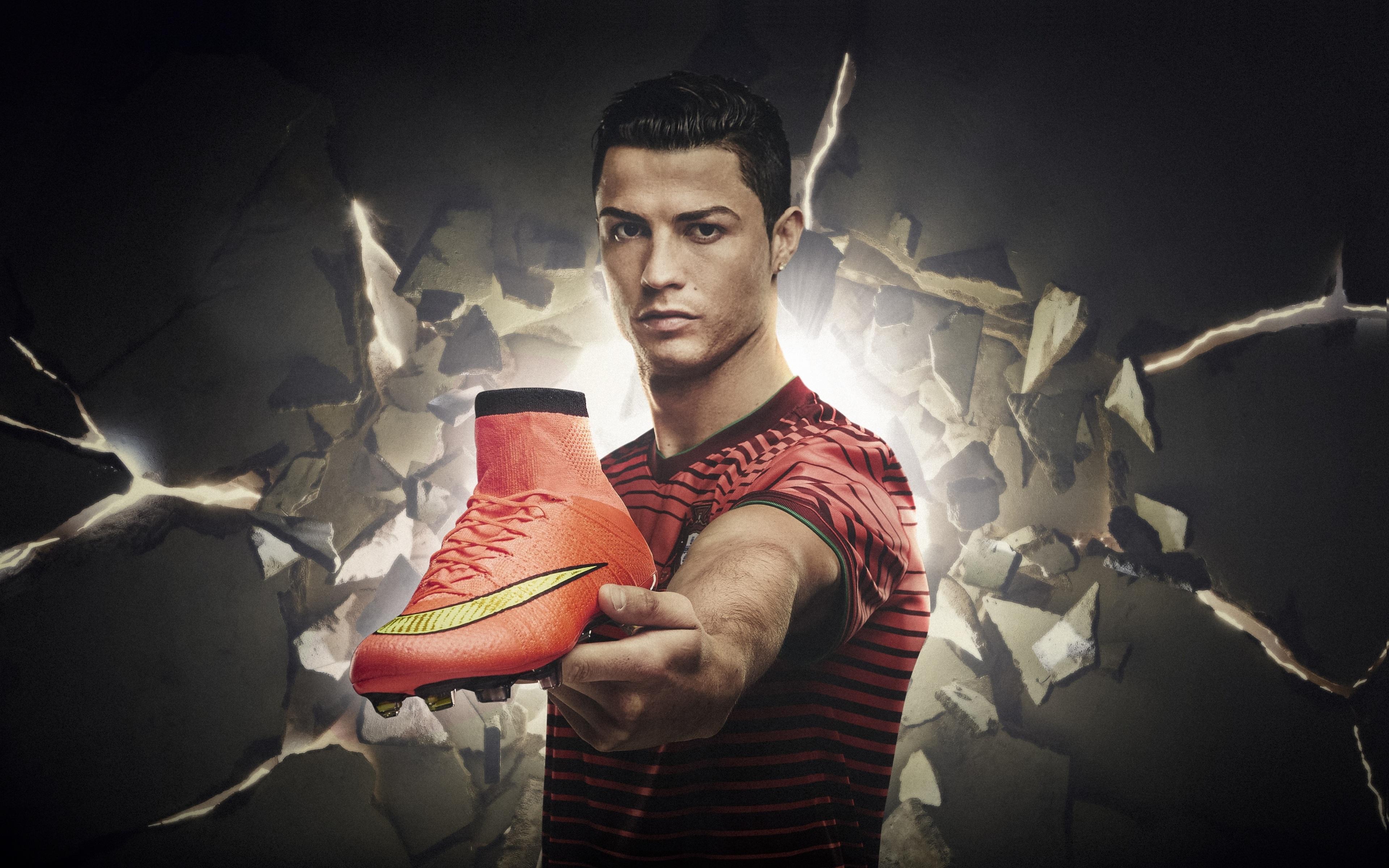 Фото:Криштиану Роналду (Nike)