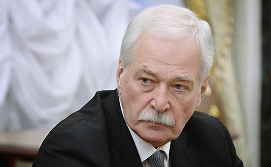 Экс-председатель Госдумы Борис Грызлов