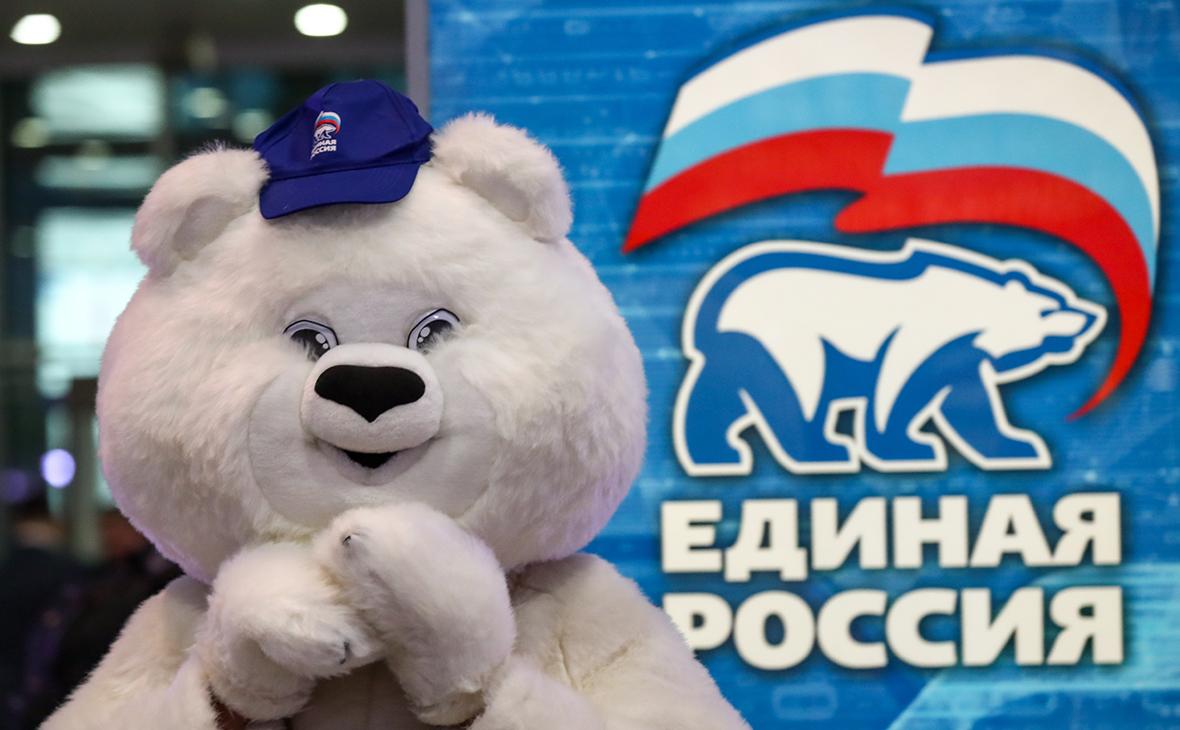 Списки Единой России на выборах в Думу возглавят около 50 губернаторов