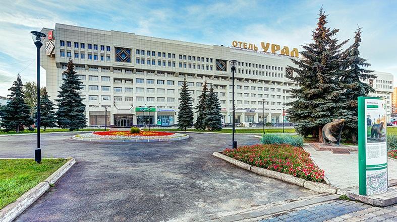 Гостиницы Перми предпочитают менее половины приезжих