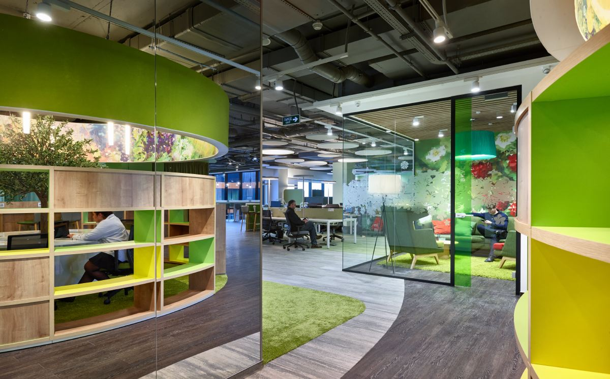 Фото:Сбербанк / архитектурное бюро Evolution Design