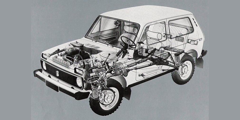 В начале 80-ых годов прошлого века около80% выпущенных «Нив» отправлялись наэкспорт.Так, модель стала единственным советским автомобилем, которыйпродавался вЯпонии. В России всередине 80-ых наблюдался спад интереса кмодели из-завысокой цены, ее снижение в1985г. примерно на15% привело кновой волне популярности «Нивы».