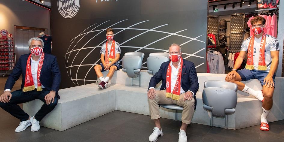 Фото:пресс-служба «Баварии»