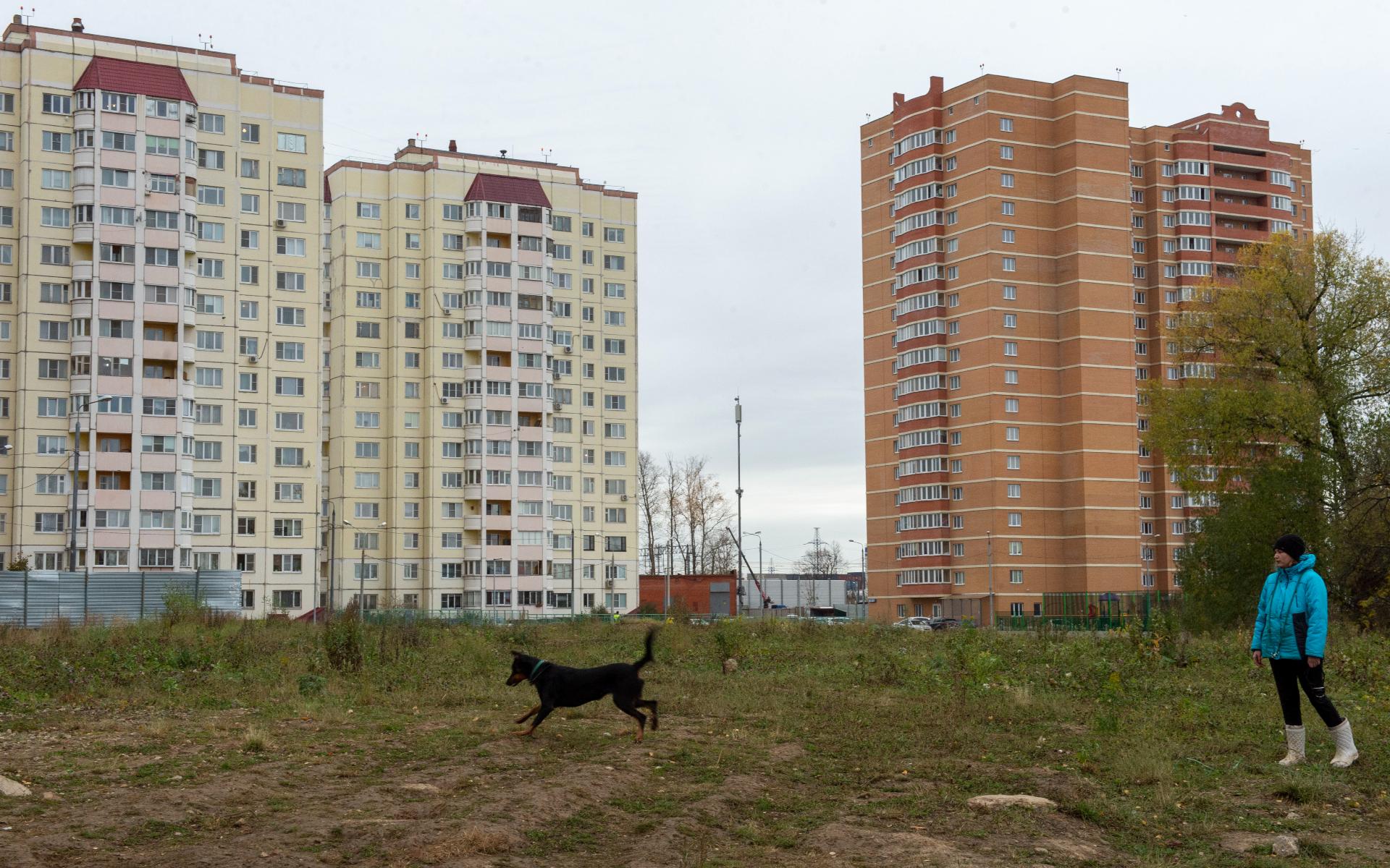 В Новой Москве только в восьми районах достаточный объем предложения