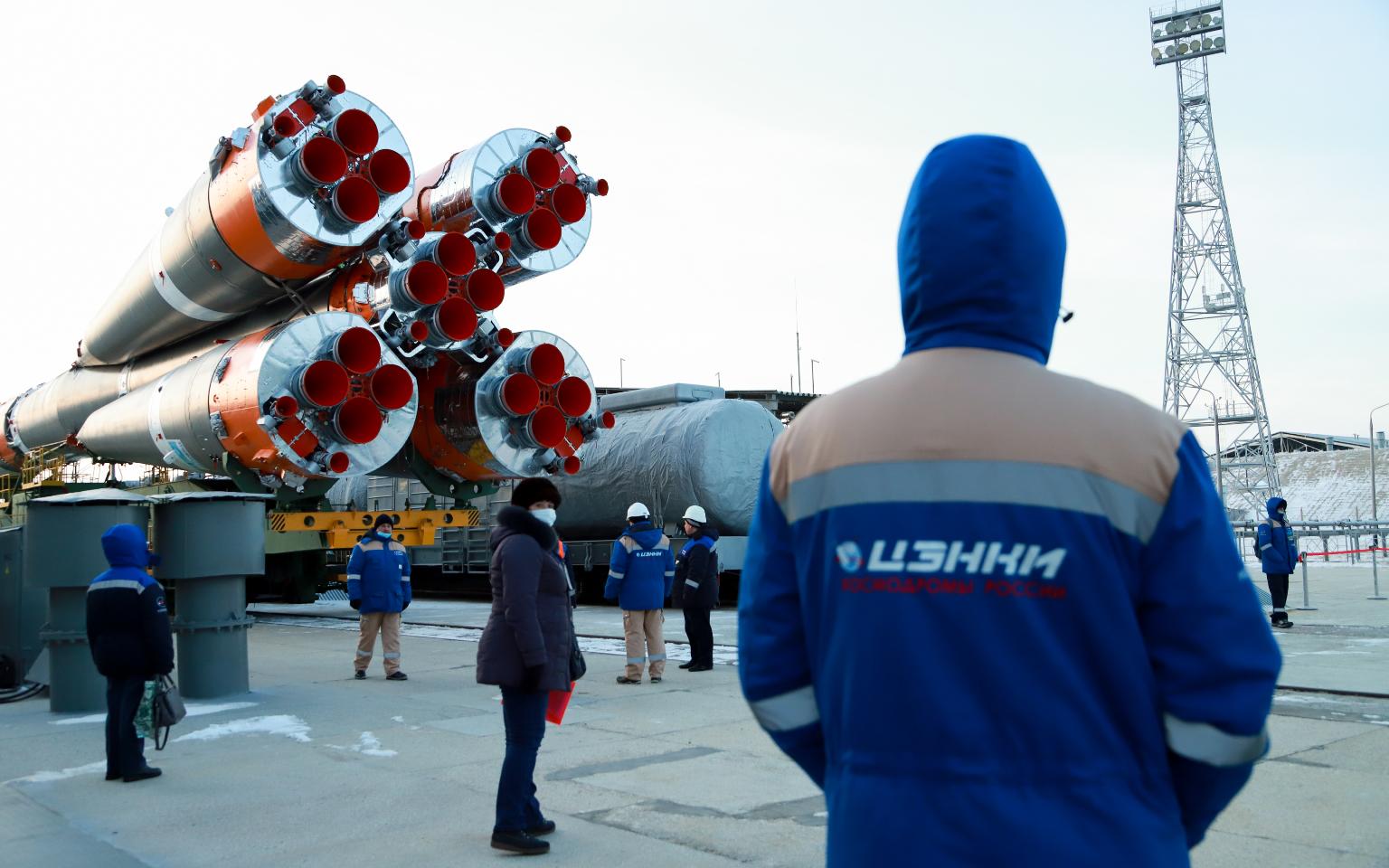 Фото: Пресс-служба Роскосмоса / РИА Новости