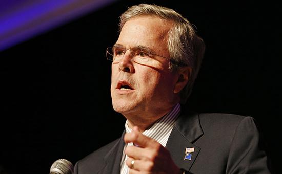 Потенциальный кандидат в президенты США от Республиканской партии Джеб Буш