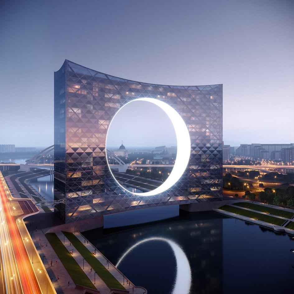 Фото:Fundamental Architects