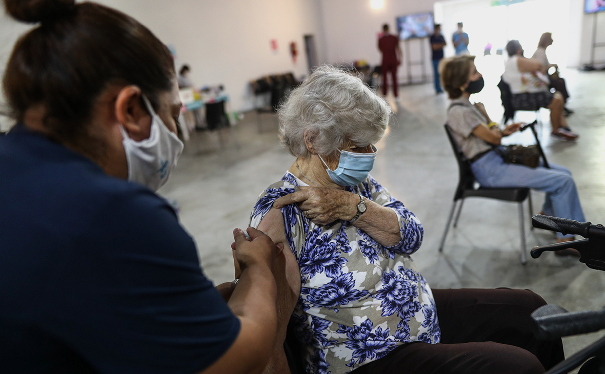 Фото: Juan Ignacio Roncoroni / EPA / ТАСС