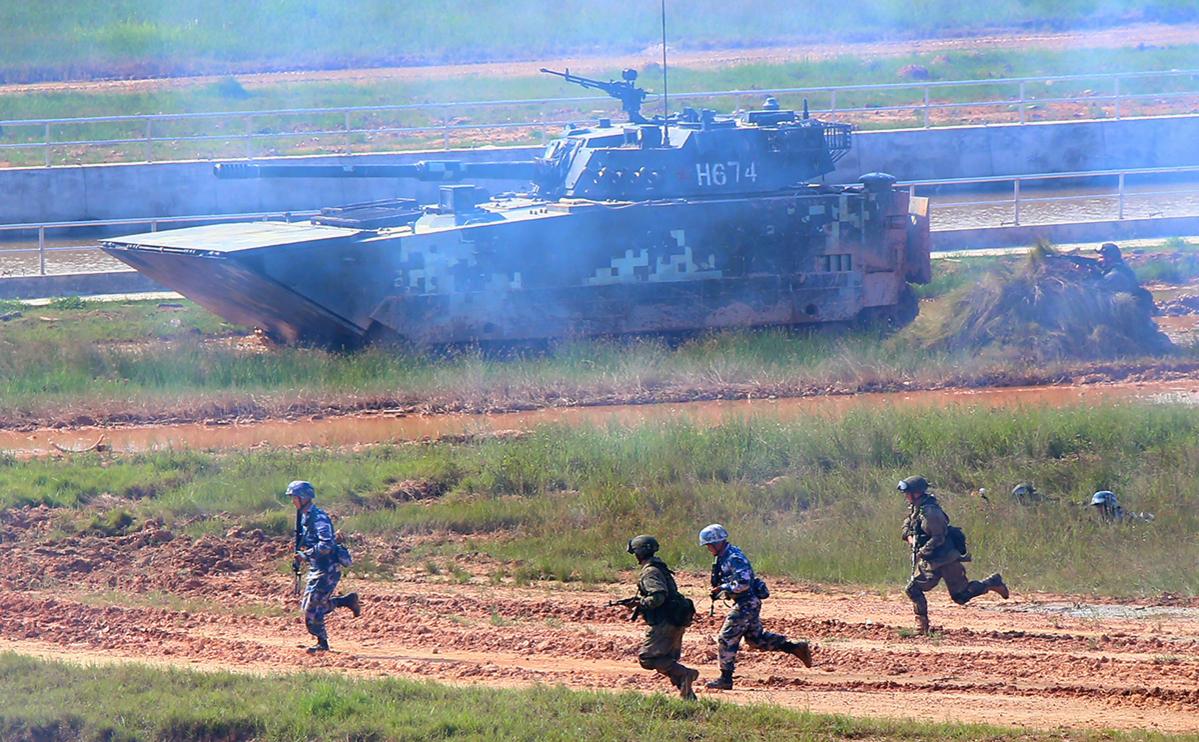Фото: Zha Chunming / Xinhua via ZUMA Wire / ТАСС