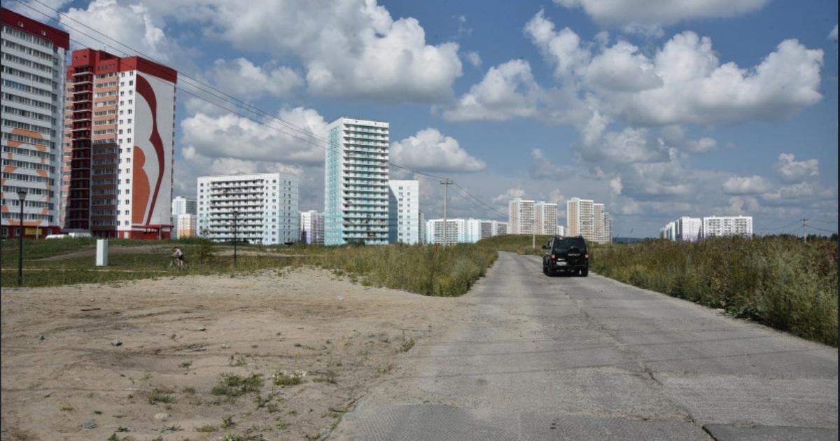 В Кировском районе Новосибирска построят новую дорогу ...