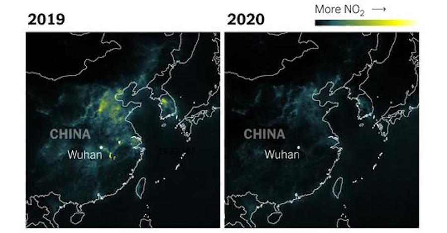 Сокращение выбросов азота в Китае