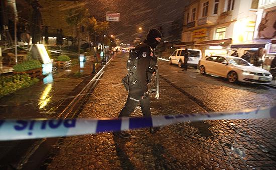 Взорвавшей себя в Стамбуле смертницей оказалась гражданка России