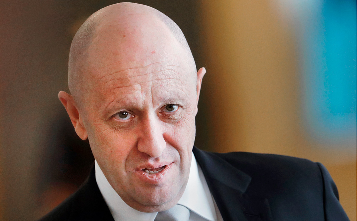 Бизнесмен Пригожин шутливо ответил на вопрос об иске к «Эху Москвы» и Шендеровичу