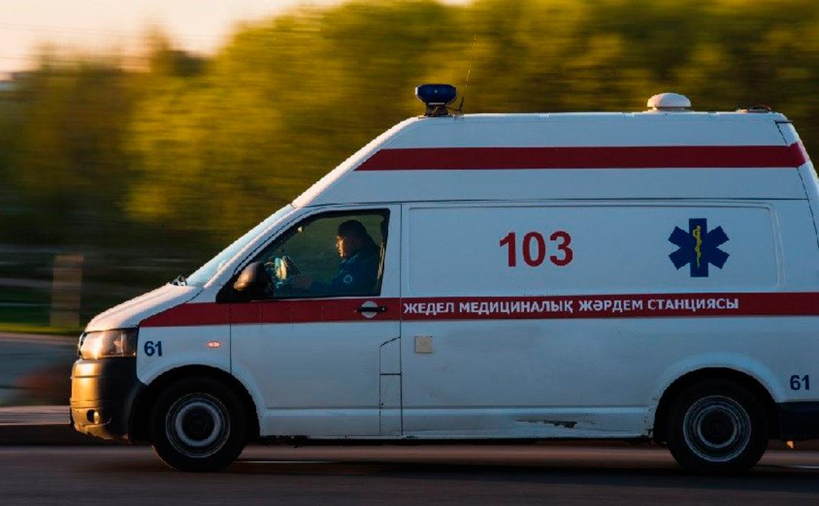Фото:пресс-служба Министерства здравоохранения Республики Казахстан