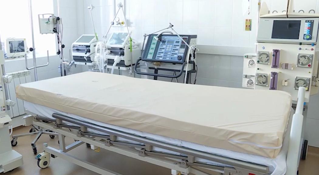 За 12 дней в Прикамье развернули 1,5 тыс. коек для пациентов с Covid