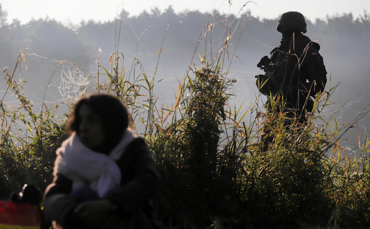 Bild узнала о подозрениях в причастности Лукашенко к перевозке мигрантов
