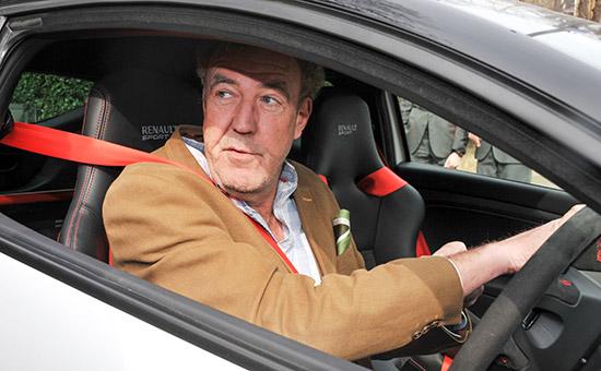 Ведущий популярного автомобильного шоу Top Gear Джереми Кларксон