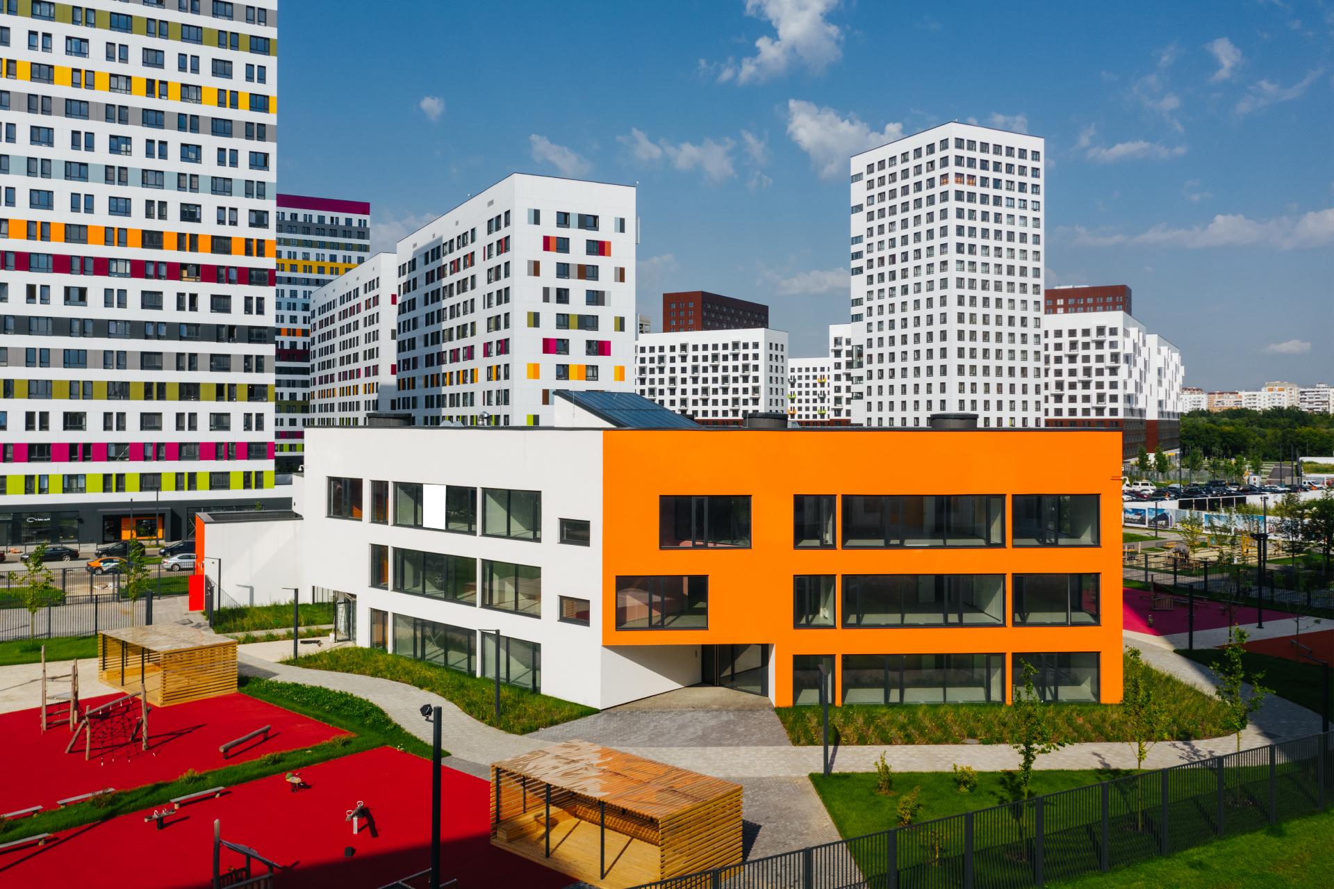 Детский сад в ЖК Green Park