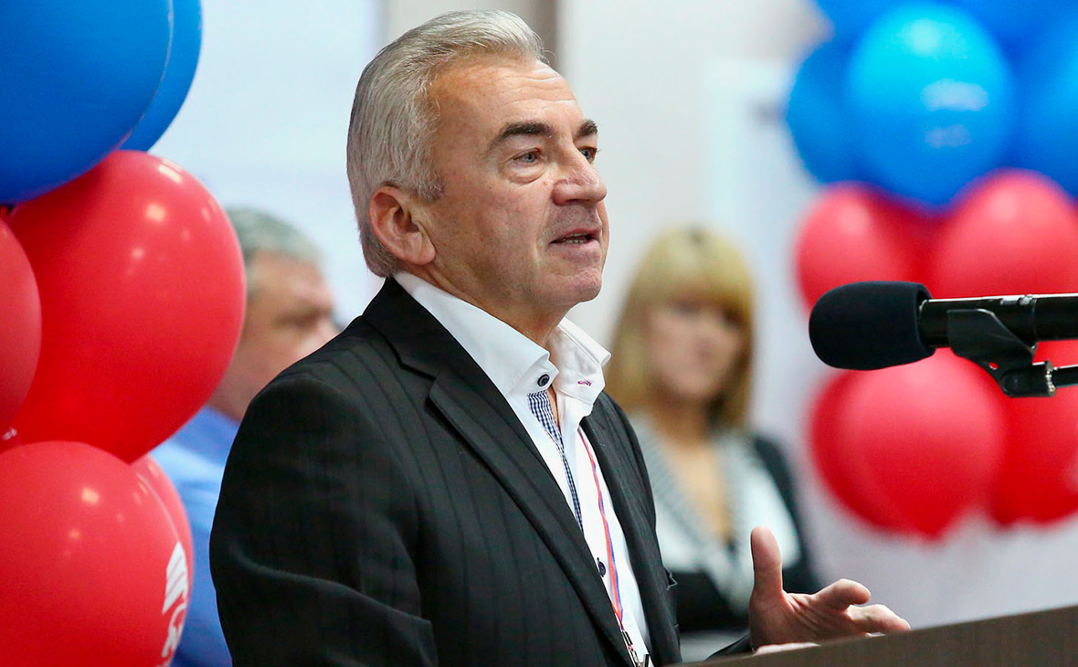 Сергей Бебенин
