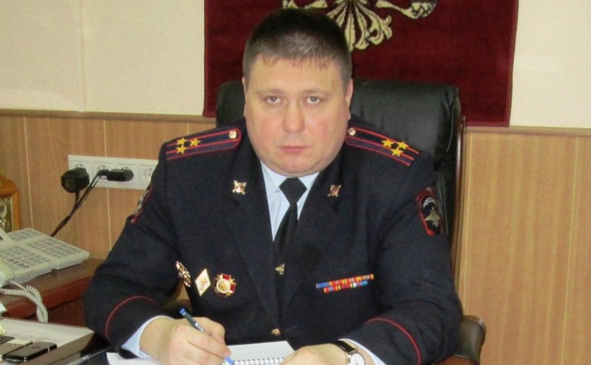 В Подмосковье задержали начальника полиции города за подготовку убийства