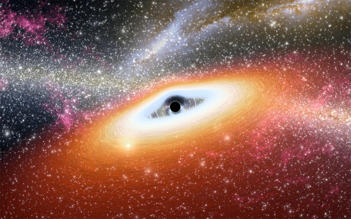 Черные дыры: почему они черные, как их находят и причем здесь квазары