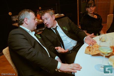 Евгений и Максим Шибаевы(слева направо)