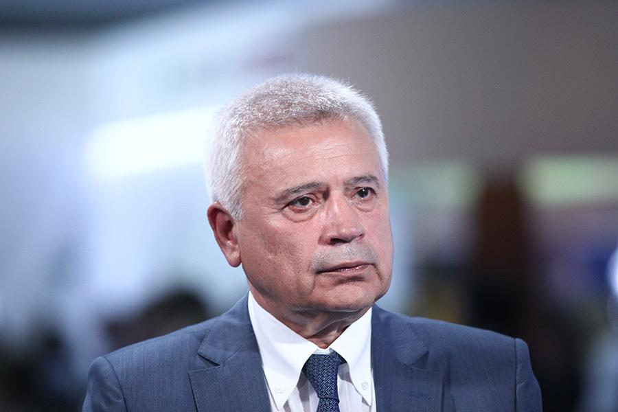Основной акционер «Лукойла», бизнесмен, миллиардер Вагит Алекперов