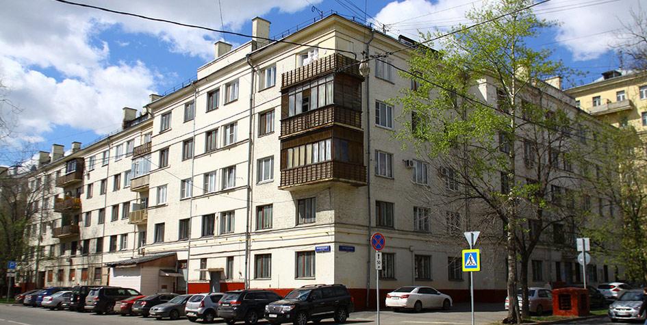Русаковская улица, 8