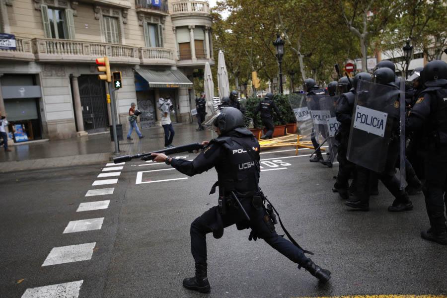 Фото:Emilio Morenatti / AP
