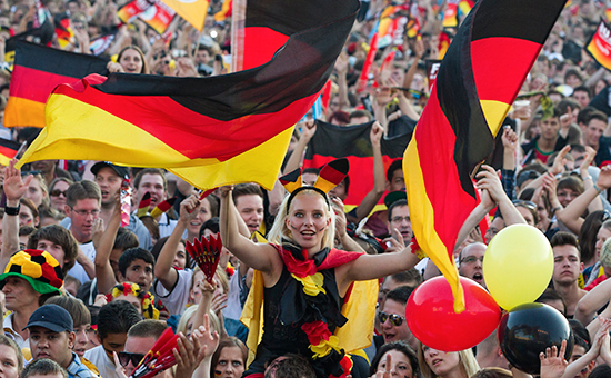 По предварительным данным Microsoft, победителем чемпионата Европы в2016 году станет Германия