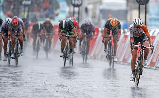 Участники гонки «Тур де Франс»