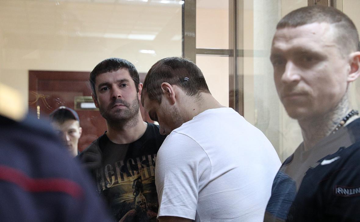 Александр Протасовицкий, Александр Кокорин и Павел Мамаев (слева направо)