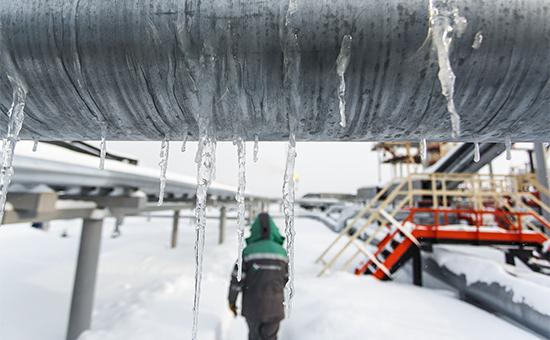 Соровское месторождение нефтяной компании «Бурнефтегаз»
