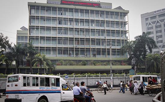 Центральный банк Бангладешв Дакке