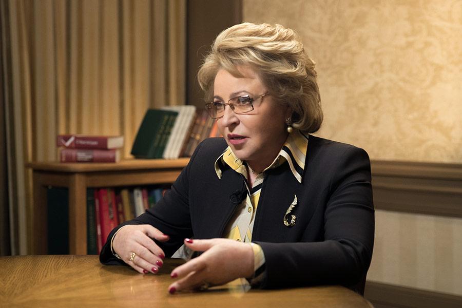 Фото:Денис Вышинский / пресс-служба Совета Федерации