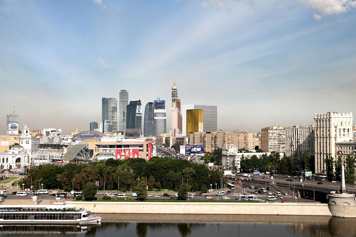 Фото:Архитектурное Бюро Асадова via Музей «Москва-Сити»
